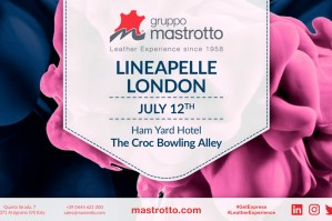 Gruppo Mastrotto Lineapelle London