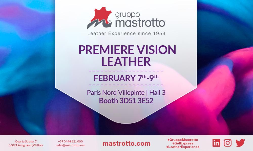 Gruppo Mastrotto Premiere Vision 2017