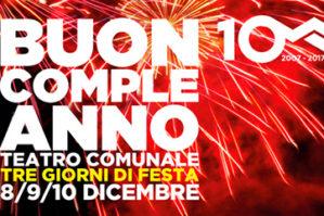 Buon Compleanao Teatro Comunale di Vicenza