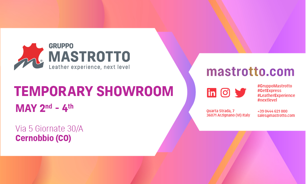 Gruppo Mastrotto Cernobbio 2018
